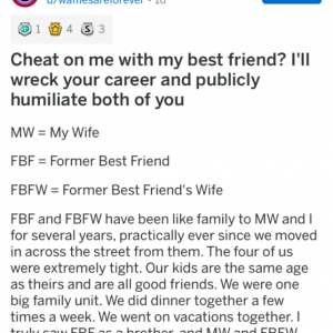 A Perfect Revenge For Wife Who Cheated